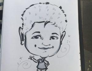 Caricature Singapore