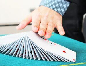 Close up magician Singapore