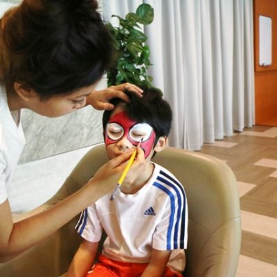 face painting singapore