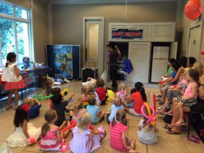 kids party magic show