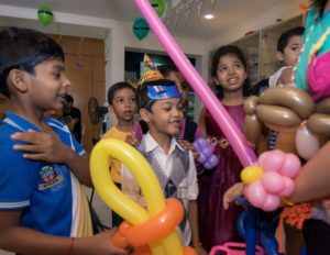 balloon sculpting singapore