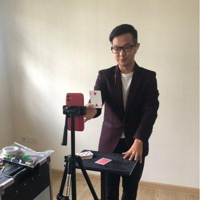 virtual magic workshop